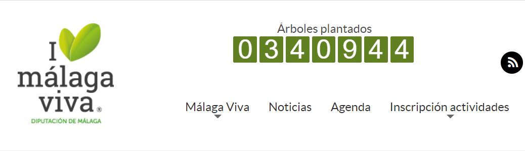 """El IES Arroyo de la Miel, en el programa de la Diputación de Málaga para combatir el cambio climático: """"Un millón de árboles"""""""